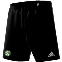 Belfast Celtic Cubs Adidas Parma 16 Shorts Black Youth 2019